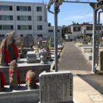 大阪市設苅田霊園で追加彫り