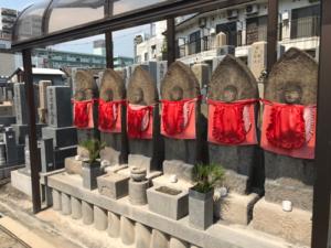 今津霊園で追加彫刻