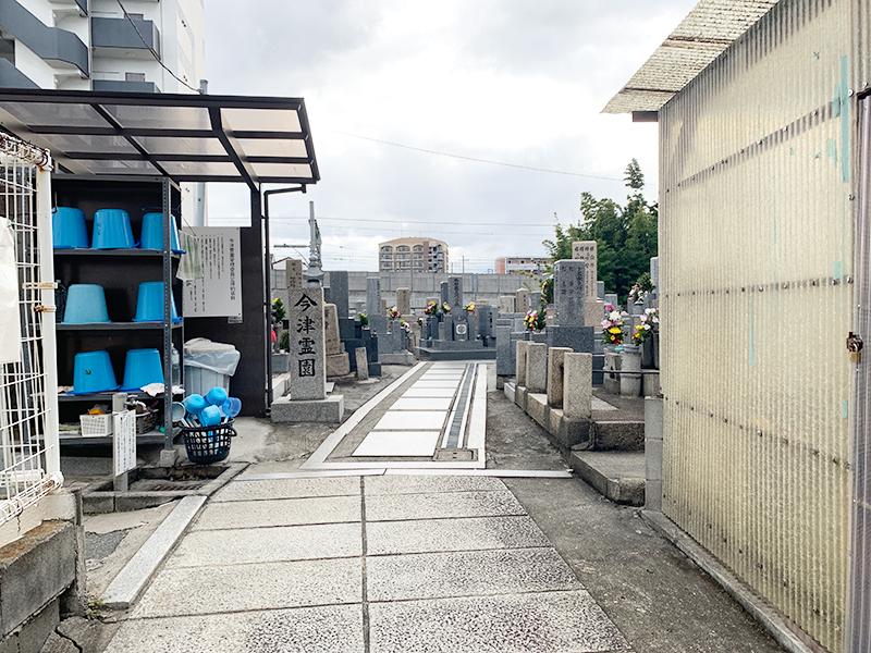 【大阪市鶴見区の今津墓地】お墓への文字・戒名彫刻費用について