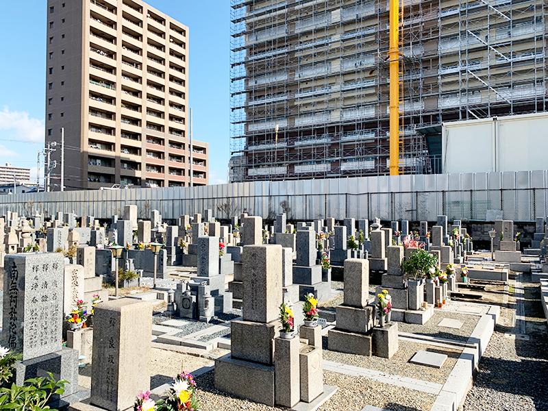 【大阪市平野区の喜連霊園】お墓への文字・戒名彫刻費用について