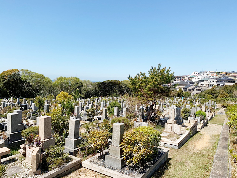 【神戸市の神戸市立舞子墓園】お墓への文字・戒名彫刻費用について