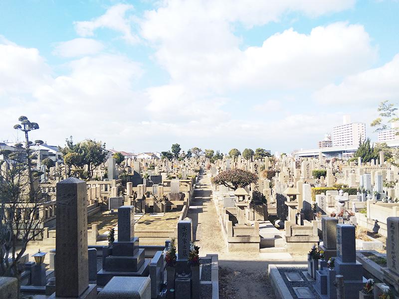 【阿倍野区の大阪市設南霊園】お墓への文字・戒名彫刻費用について