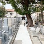 【大阪市旭区の森小路霊園】お墓への文字・戒名彫刻費用について
