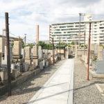 【東大阪市の長瀬墓地】お墓への文字・戒名彫刻費用について