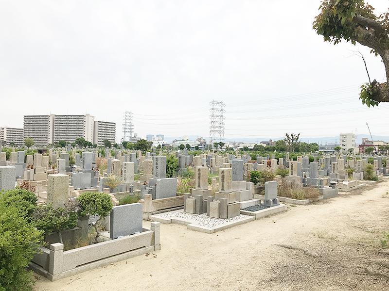 【平野区の大阪市設瓜破霊園】お墓への文字・戒名彫刻費用について