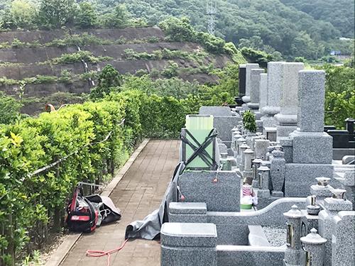 飯盛霊園での墓石への名前彫りは文字彫りガイドまで